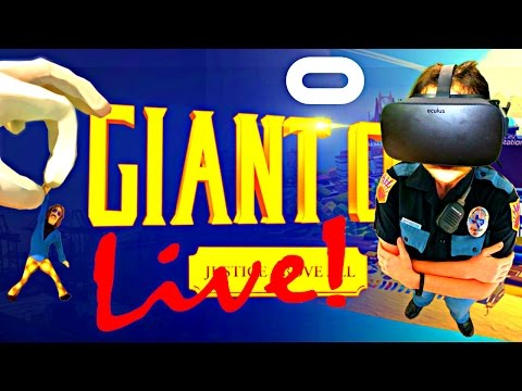 Giant Cop: Justice Above All