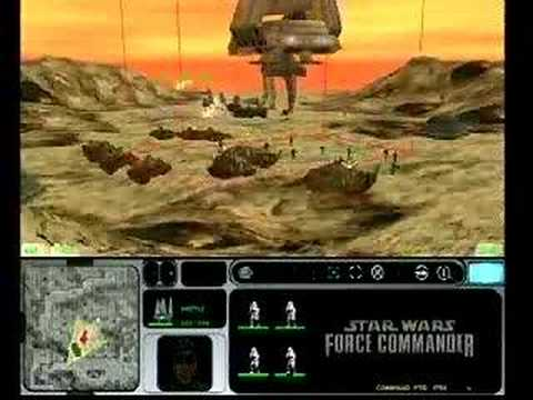Star Wars: Force Commander