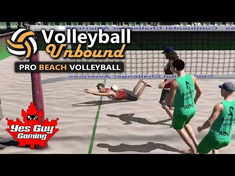 Volleyball Unbound