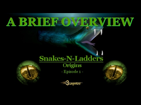 Snakes - N - Ladders : Origins - Episode 1