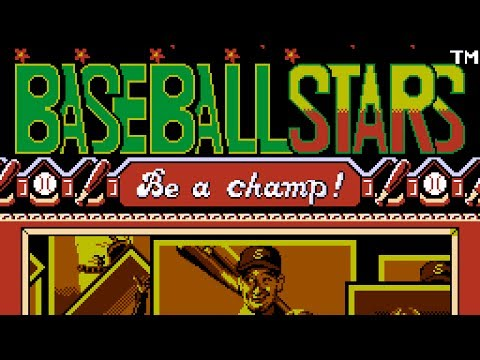 Baseball Stars: Be a Champ!