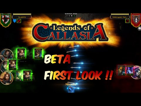 Legends of Callasia: The Stoneborne