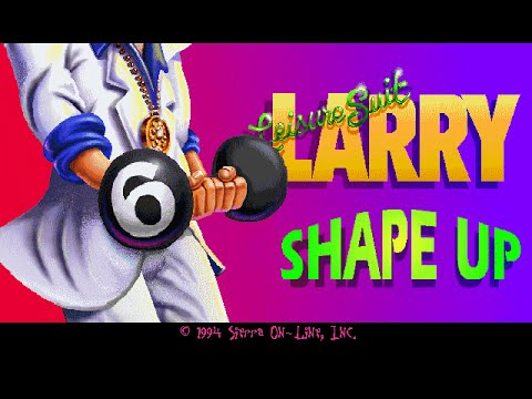 Leisure Suit Larry VI : Tu t'accroches ou tu décroches !