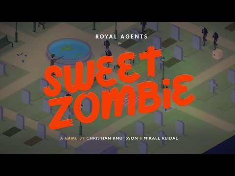 Royal Agents: Sweet Zombie