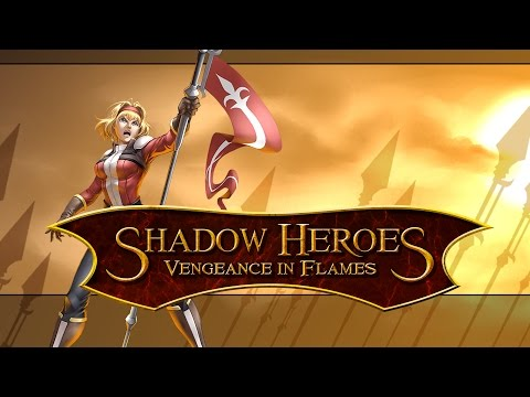 Shadow Heroes: Vengeance In Flames