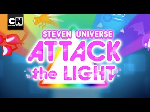 Steven Universe: Attack the Light!