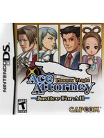 Phoenix Wright: Ace Attorney − Justice for All
