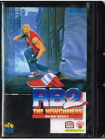 Real Bout Fatal Fury 2: The Newcomers