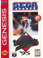 World Series Baseball '95
