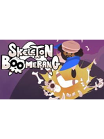 Skeleton Boomerang