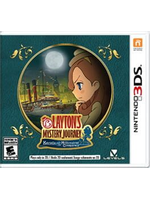 Lady Layton: The Millionaire Ariadone's Conspiracy