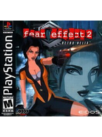 Fear Effect 2: Retro Helix