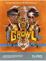 Growl video game