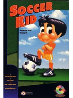 Soccer Kid video game