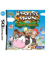Harvest Moon DS: Island of Happiness | Harvest moon island | Harvest moon island of happiness | Harvest Moon: Island of Happiness