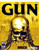 Gun video game