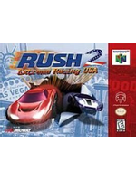 Rush 2: Extreme Racing USA