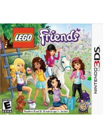 Lego Friends video game