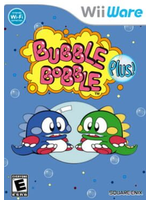 Bubble Bobble Plus!