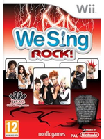 We Sing Rock!