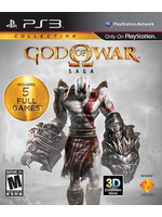 God of War video game collections