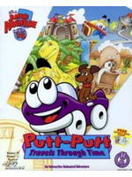 Putt Putt Travels Through Time