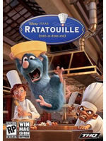 Ratatouille video game