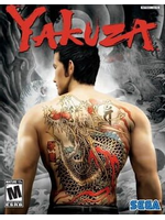 Yakuza video game