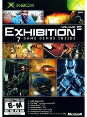 Xbox Exhibition disks