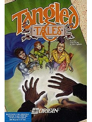 Tangled Tales: The Misadventures of a Wizard's Apprentice