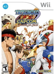 Tatsunoko vs. Capcom: Cross Generation of Heroes
