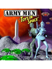 Army Men in Space