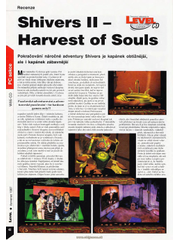 Shivers II: Harvest of Souls