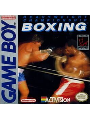 Boxing (video game)