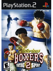 Victorious Boxers 2: Fighting Spirit