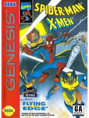 Spider-Man and the X-Men: Arcade's Revenge