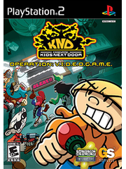 Codename: Kids Next Door – Operation: S.O.D.A.