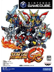 Super Robot Wars GC