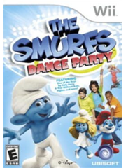 The Smurfs Dance Party