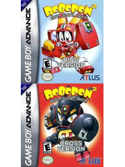 Robopon 2 Ring and Cross Versions