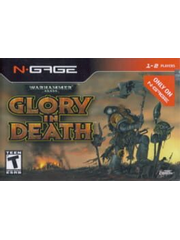 Warhammer 40,000: Glory in Death