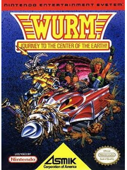Wurm: Journey to the Center of the Earth