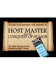 Host Master and the Conquest of Humor