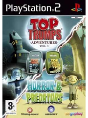 Top Trumps Adventures: Horror and Predators