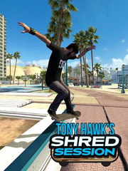 Tony Hawk: Shred Session