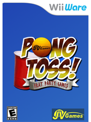 Pong Toss! Frat Party Games