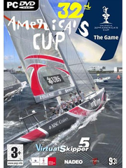 Virtual Skipper 5: 32nd America's Cup, le jeu