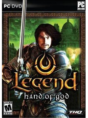 Legend - Hand of God