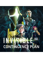 Invisible, Inc - Contingency Plan