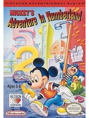 Mickey's Adventures in Numberland